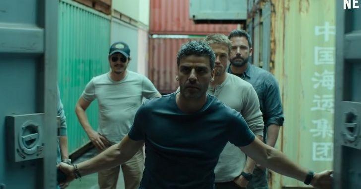 Operação Fronteira   Veja tudo sobre o filme da Netflix com Ben Affleck