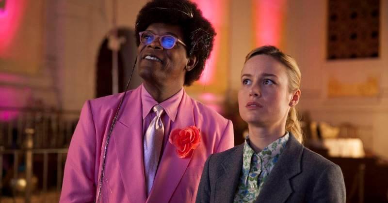Loja de Unicórnios filme com Brie Larson e Samuel L. Jackson no elenco