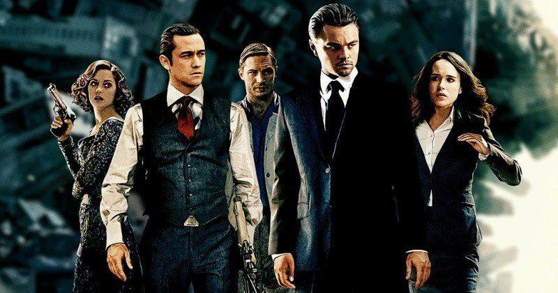 Cartaz do filme A Origem - O Filme