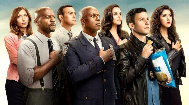 Cartaz do filme Brooklyn Nine Nine - O Filme