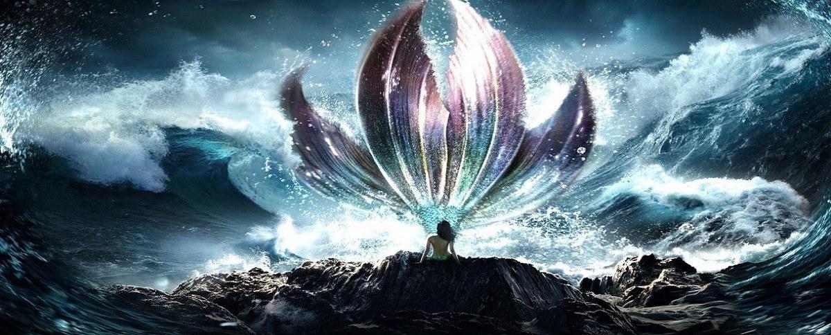 Cena do filme As Travessuras de uma sereia
