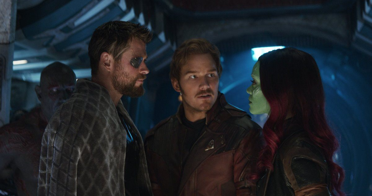 Guardiões da Galáxia vol. 3 | Dave Bautista também quer Thor no filme, Deveserisso