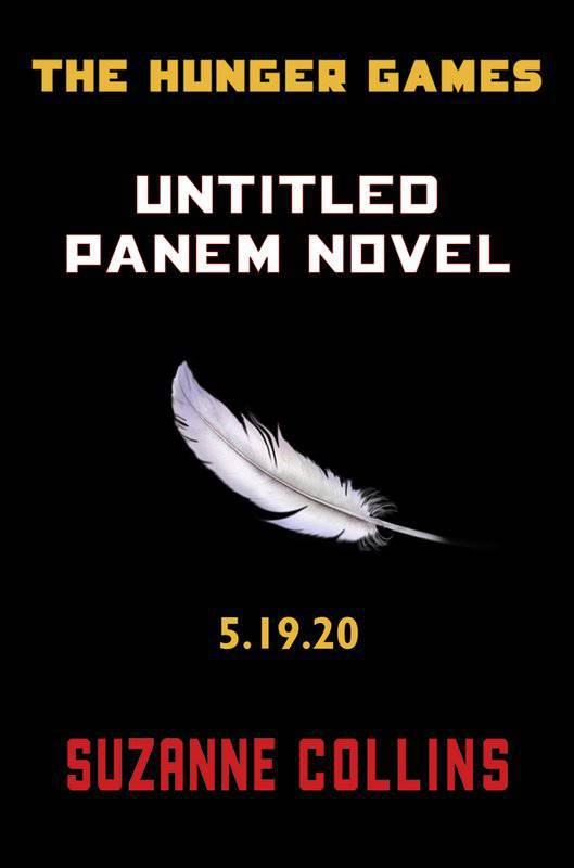 Capa do novo livro de Jogos Vorazes