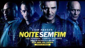 Cartaz do filme Noite sem fim