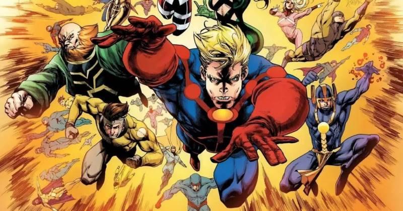 Keanu Reeves pode estrelar filme de novo grupo de heróis da Marvel