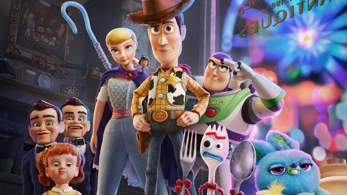 Cartaz do filme Toy Story 4