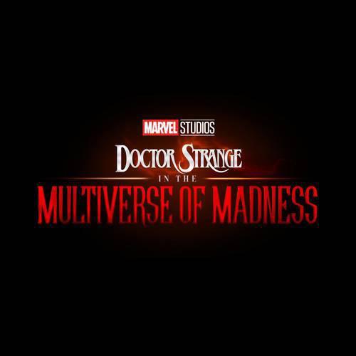 Logo do filme Doutor Estranho 2