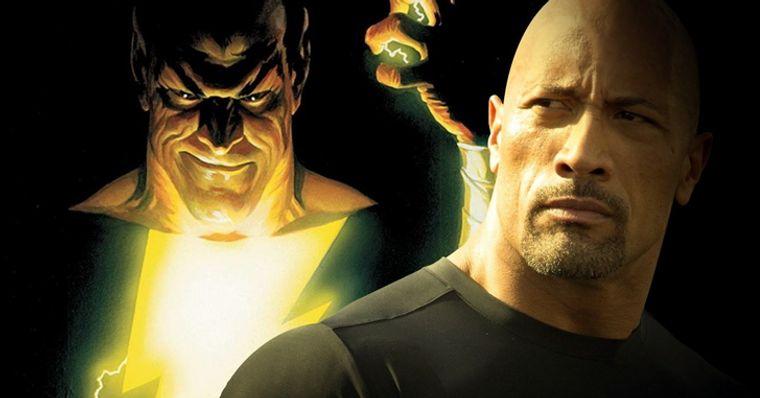 Adão Negro | The Rock afirma que vilão será anti-herói no cinema