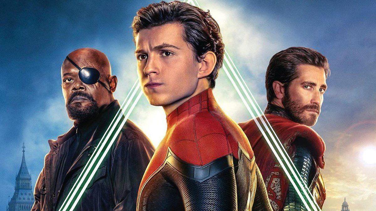 Homem-Aranha: Longe de Casa   Bilheteria recorde garante novo filme do herói no MCU