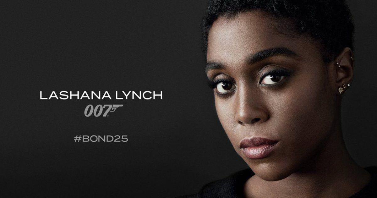 Bond 25 | Lashana Lynch será nova agente 007 nos cinemas