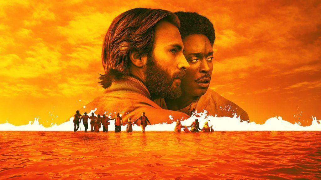 Capa do filme Missão no Mar Vermelho