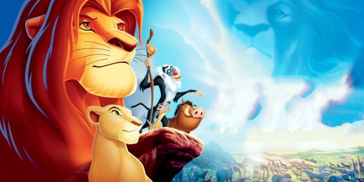 Cartaz do filme O Rei Leão