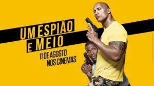 Cartaz do filme Um espião e meio