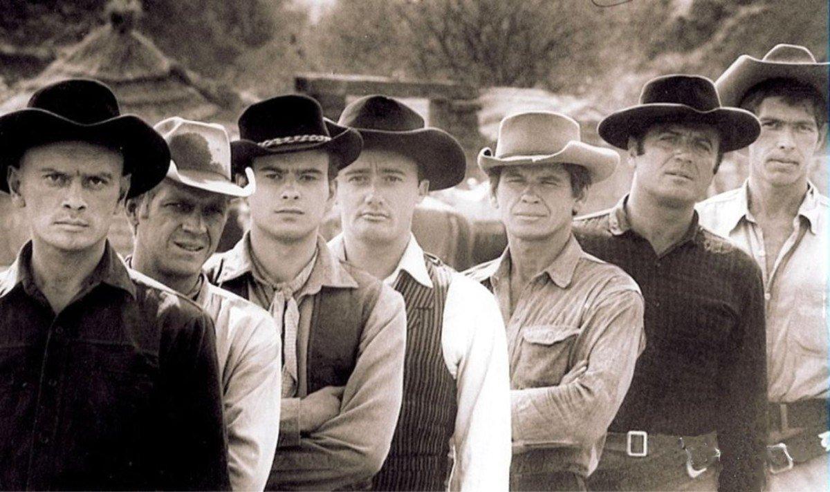 Filme Sete Homens E Um Destino (1960)