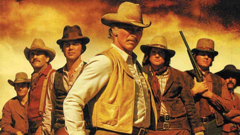 Cartaz do filme Sete Homens E Um Destino 3