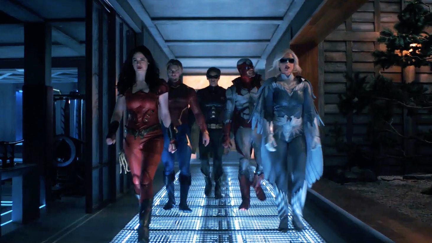 Krypto e Exterminador são revelados no trailer da segunda temporada