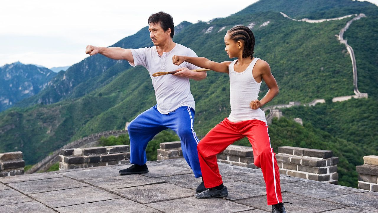 Cartaz do filme Karate Kid (2010)