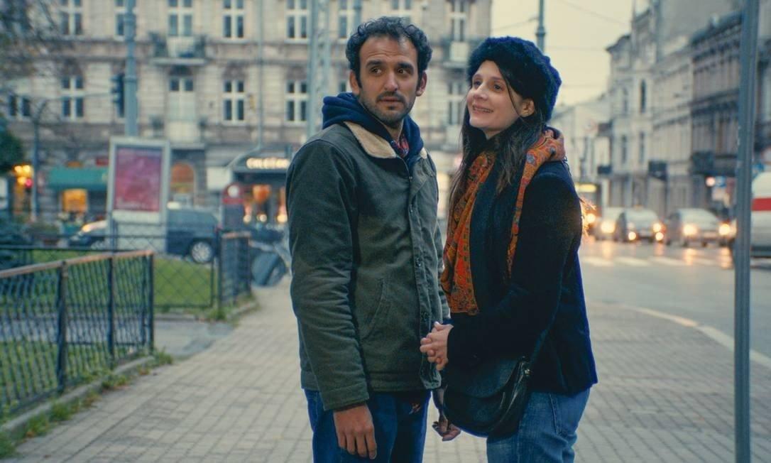 Cartaz do filme Minha Lua de Mel Polonesa