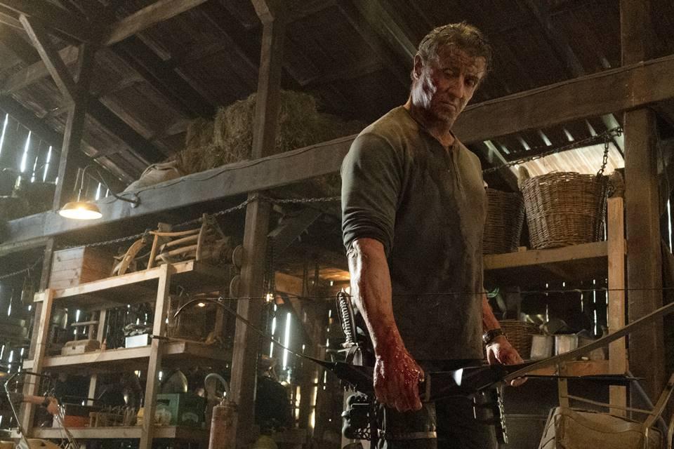 Cartaz do filme Rambo: Até o Fim