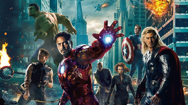Filme Os Vingadores