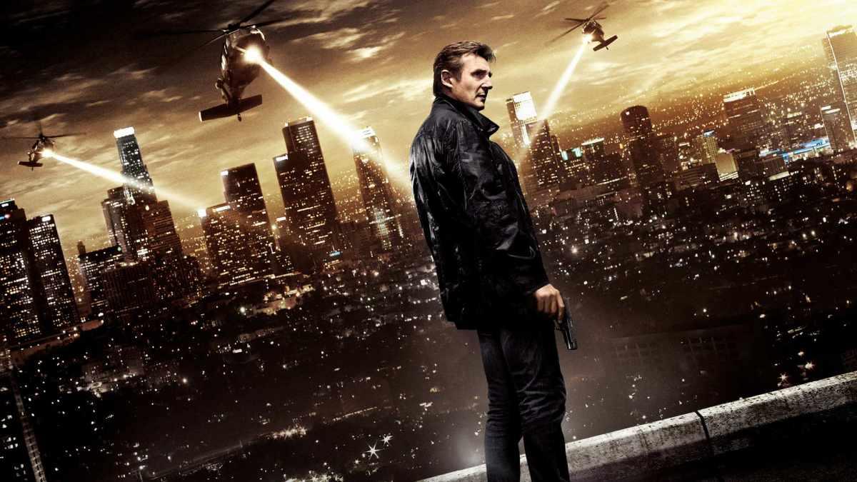 Cartaz do filme Busca Implacável 3