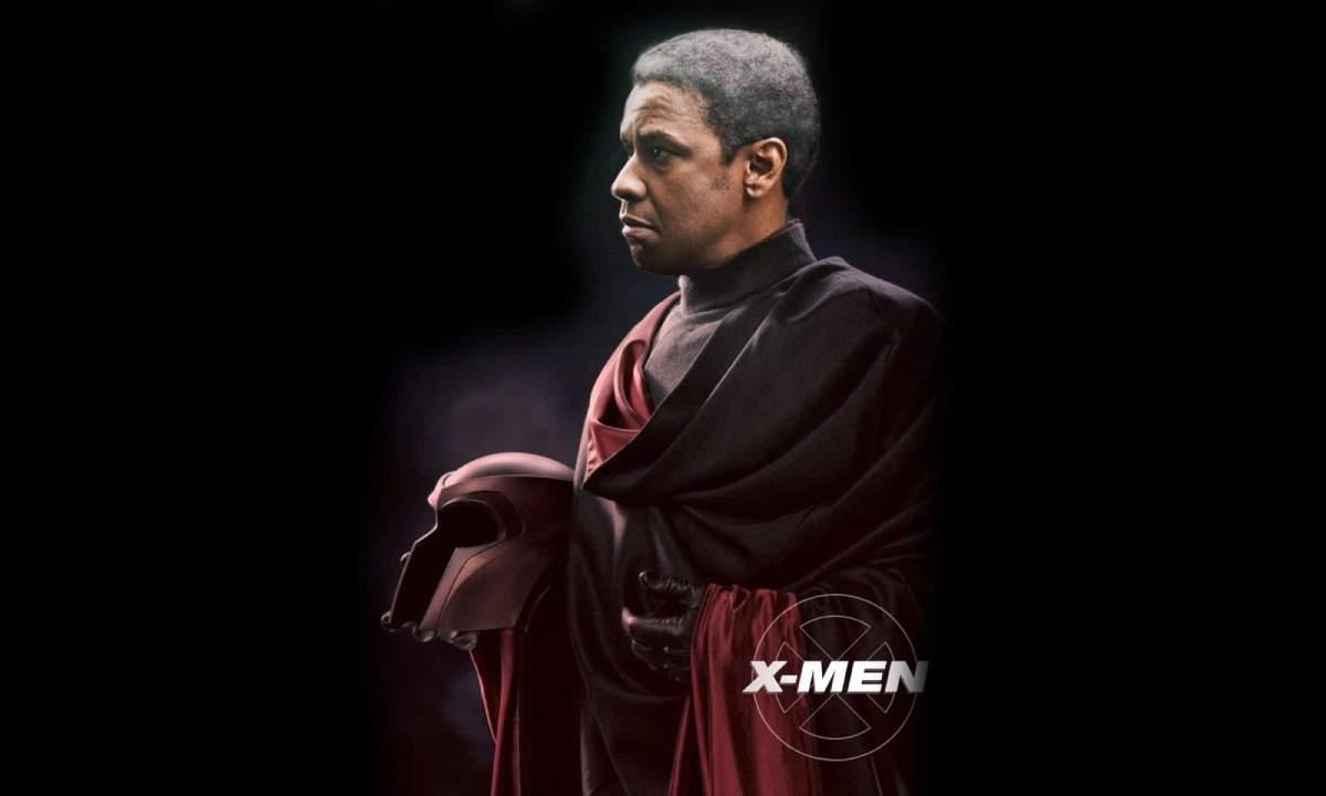Denzel Washington poderia ser Magneto em reboot de X-Men