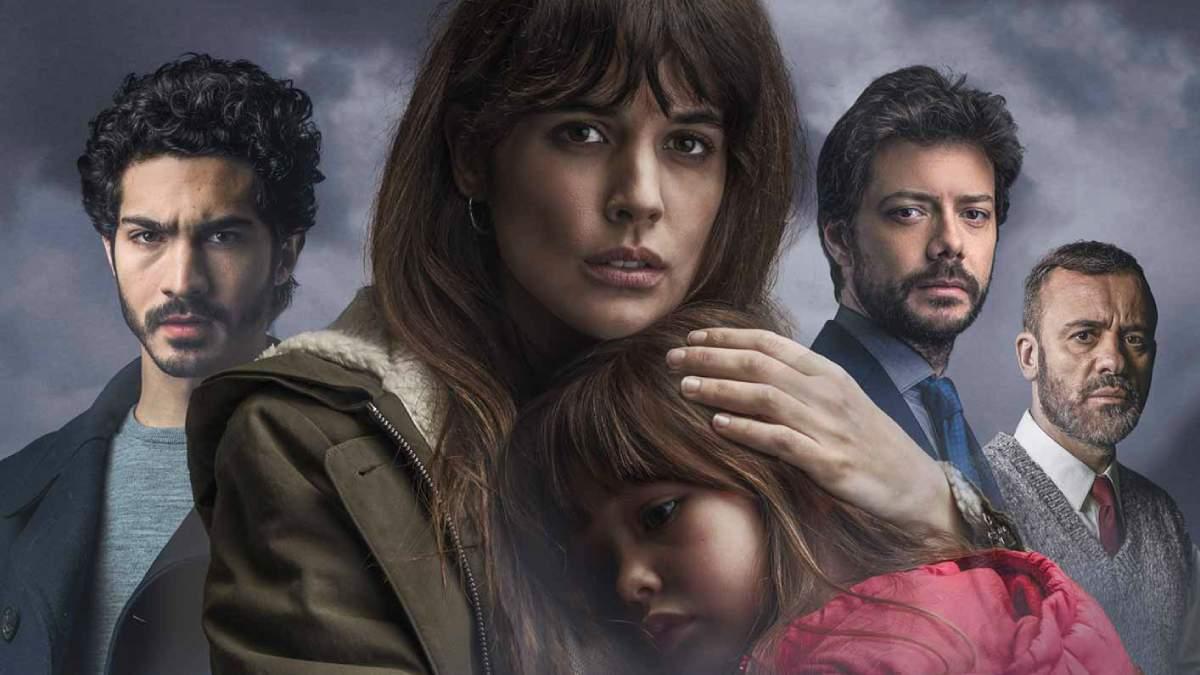 Cartaz do filme Durante a Tormenta - O Filme