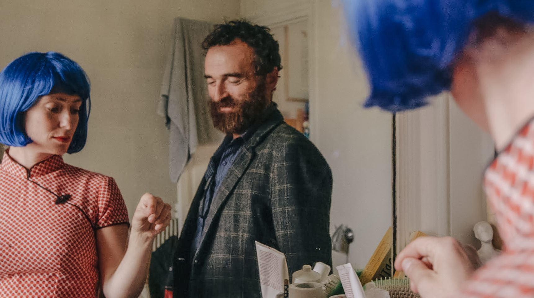 Cartaz do filme Olmo e a Gaivota