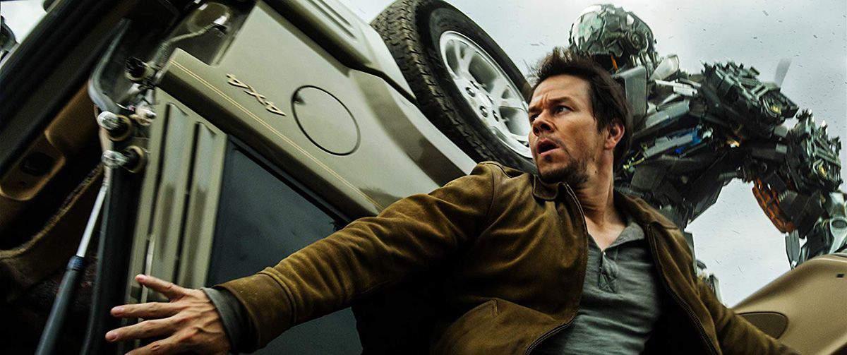 Cartaz do filme Transformers 4 A Era Da Extinção