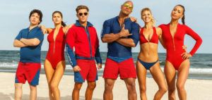 Cartaz do filme Baywatch: S.O.S. Malibu