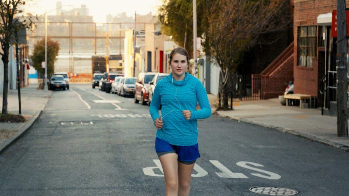 Cartaz do filme A Maratona de Brittany