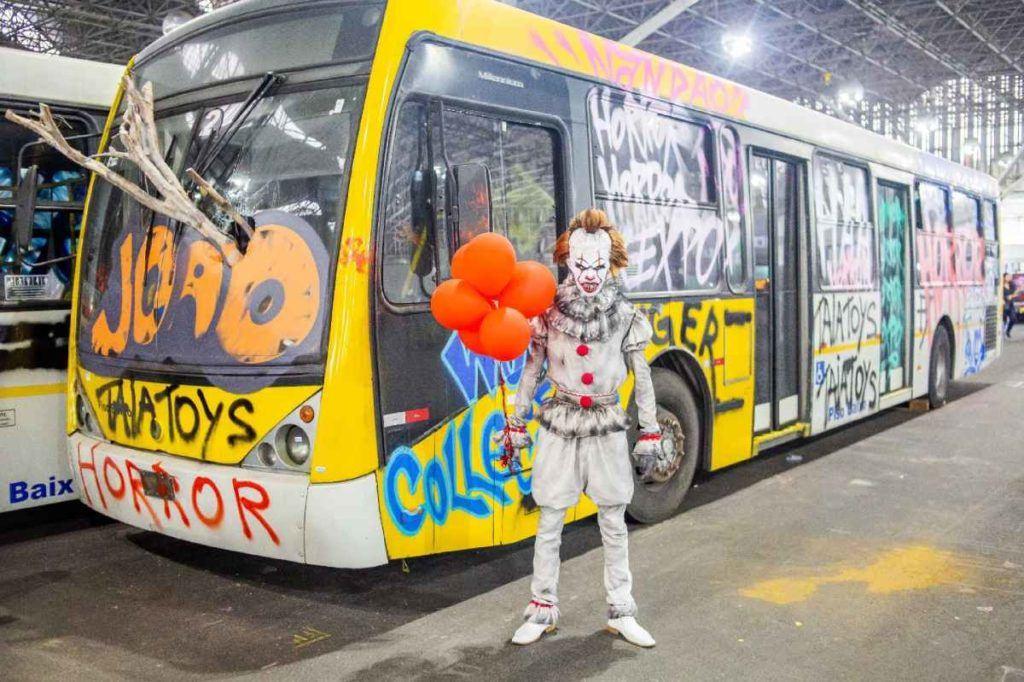 Ativações na Horror Expo 2019