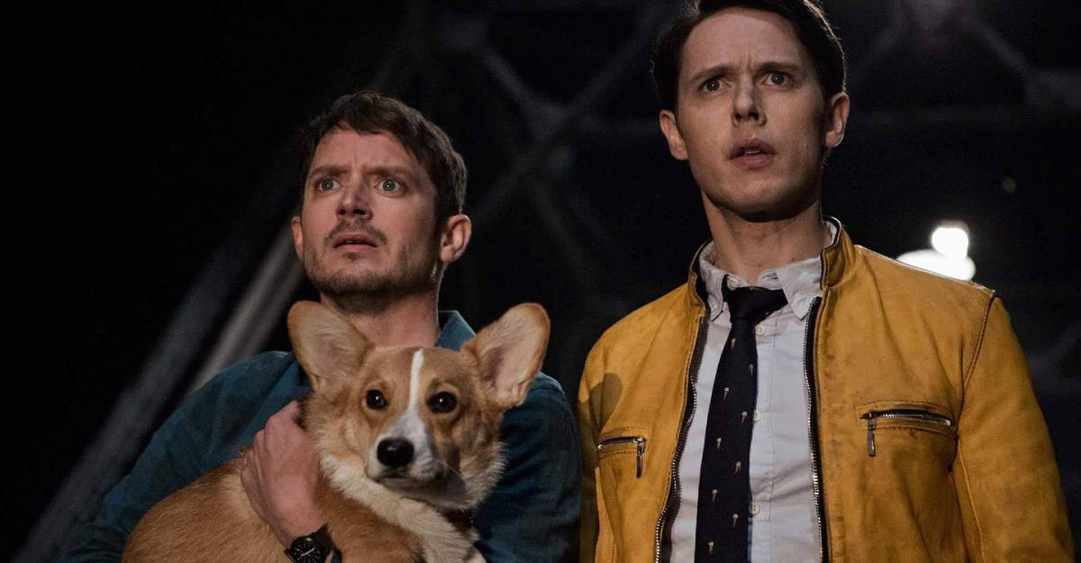 Cartaz do filme Dirk Gently