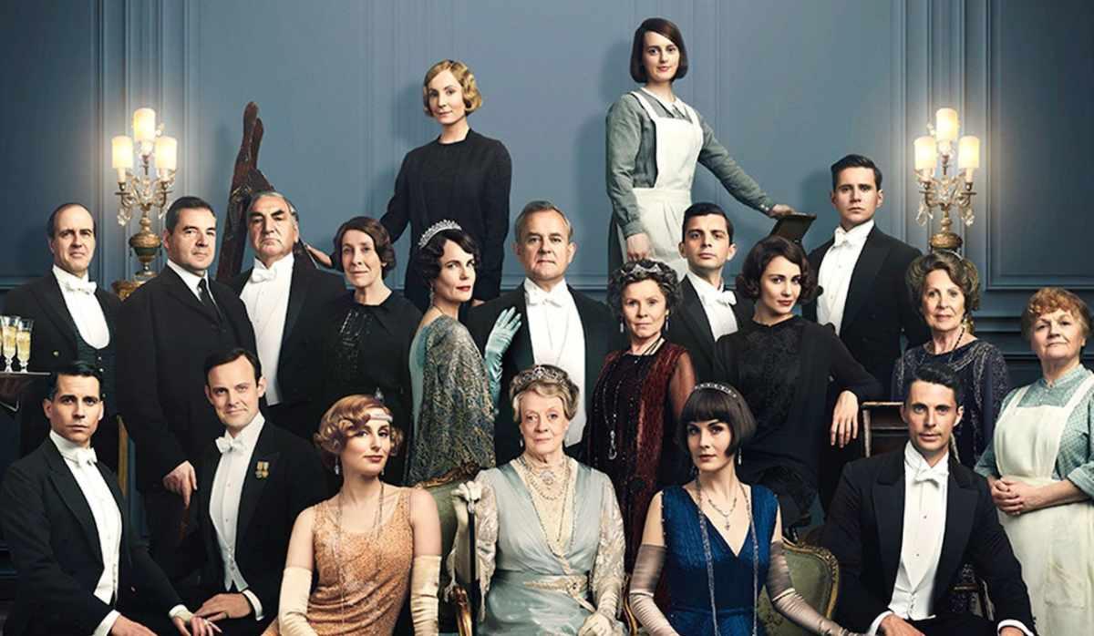 Cartaz do filme Downton Abbey O Filme - O Filme