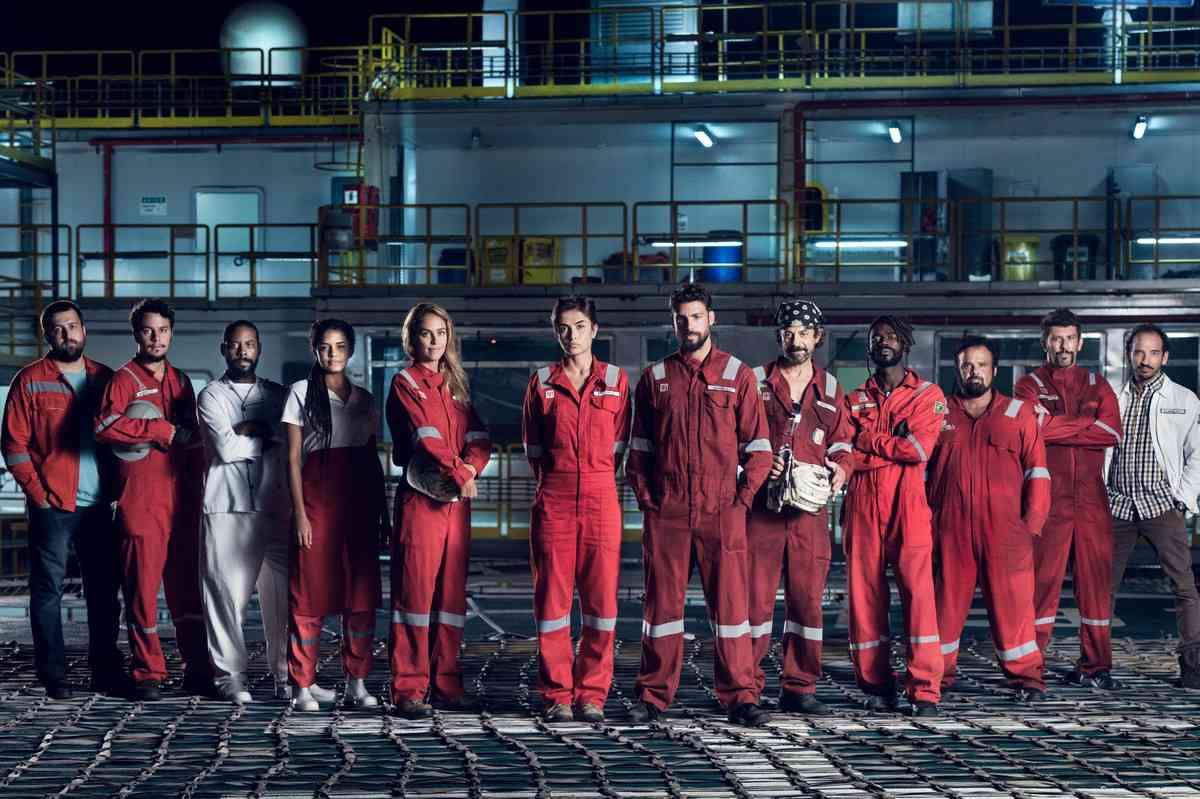Quem é quem no elenco da série Ilha de Ferro da Globoplay?