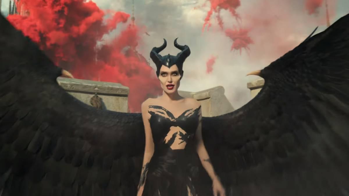 Cartaz do filme Malévola Dona do Mal - O Filme