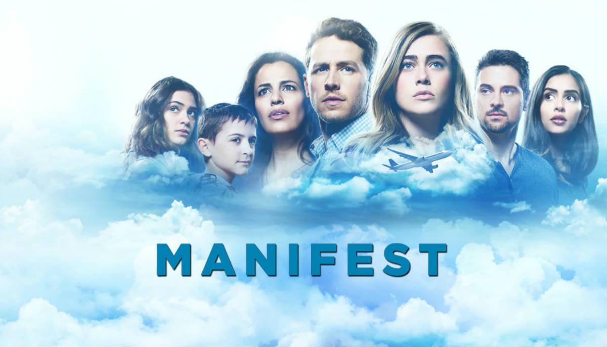 Cartaz do filme Manifest - O Mistério do Voo 828