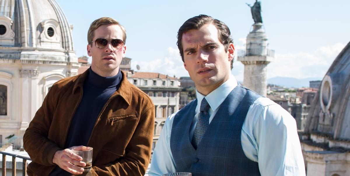 Cartaz do filme O Agente da U.N.C.L.E.