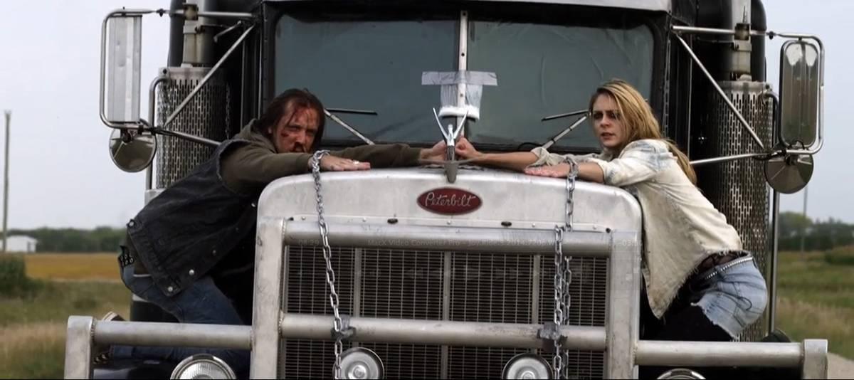 Cartaz do filme Perseguição 3: Correndo para a Morte