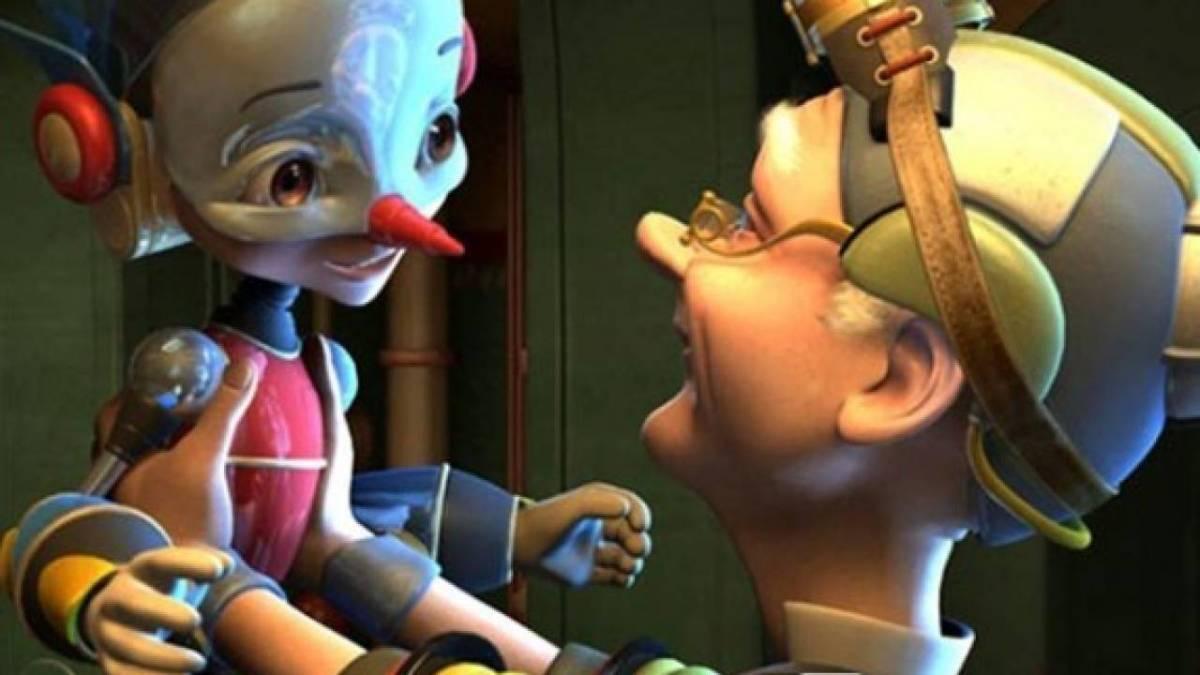Cartaz do filme Pinocchio 3000