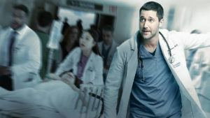 Cartaz do filme Hospital New Amsterdam  – Toda Vida Importa