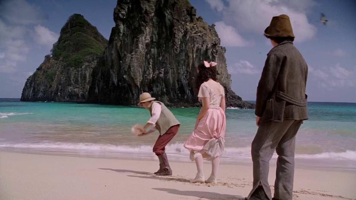 Cartaz do filme O Coronel e o Lobisomem