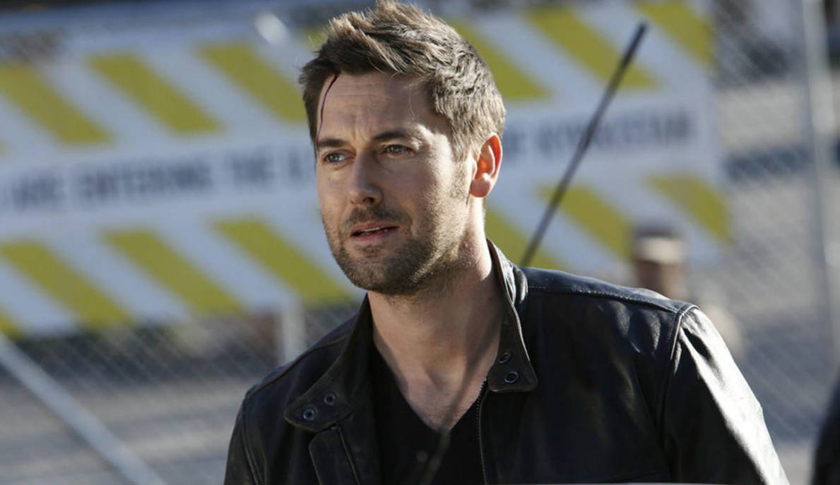 Ryan Eggold em The Black List