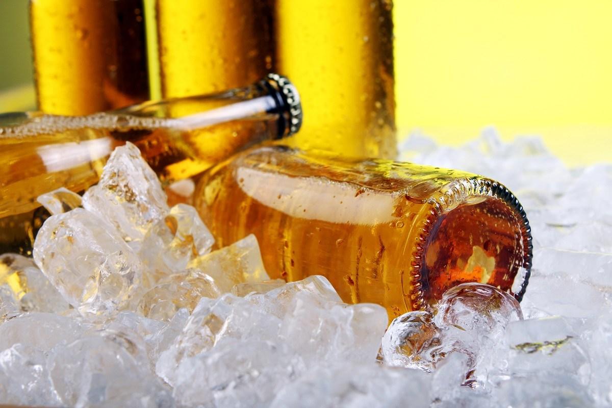 Garrafa de cerveha - Teor alcoólico das bebidas mais consumidas no mundo