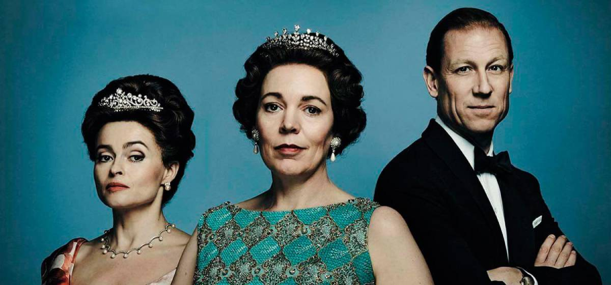 Cartaz do filme The Crown - O Filme