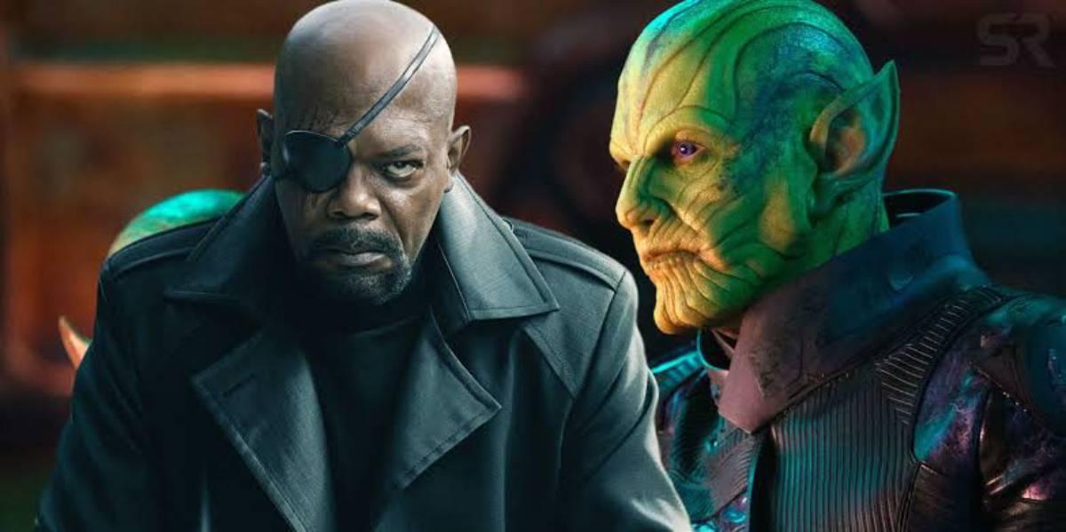 Nick Fury é um Skrull? Teoria mostra desde qual filme do MCU!