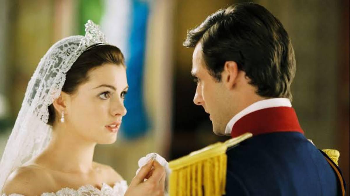 Cartaz do filme O Diário da Princesa 2 - O Filme