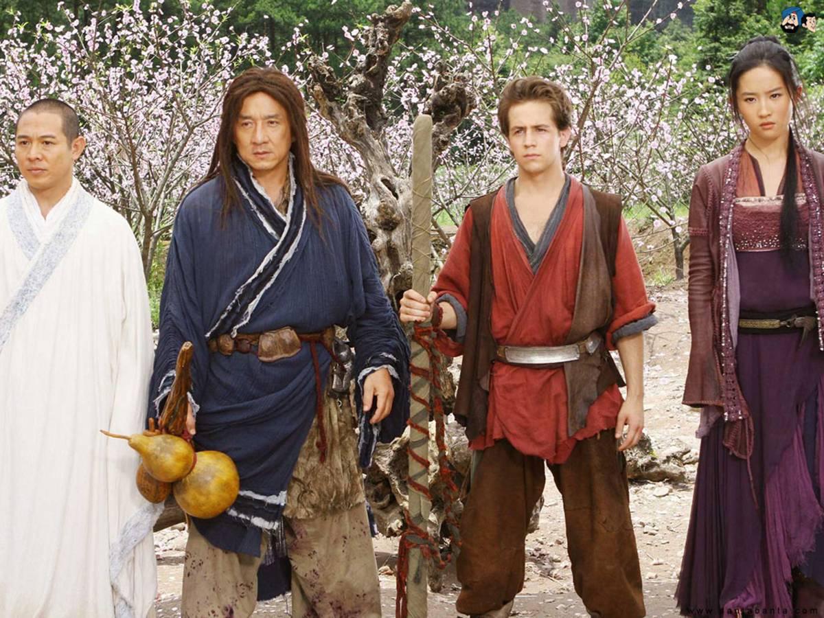 Cartaz do filme O Reino Proibido