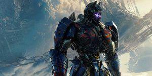 Cartaz do filme Transformers: O Último Cavaleiro - O Filme
