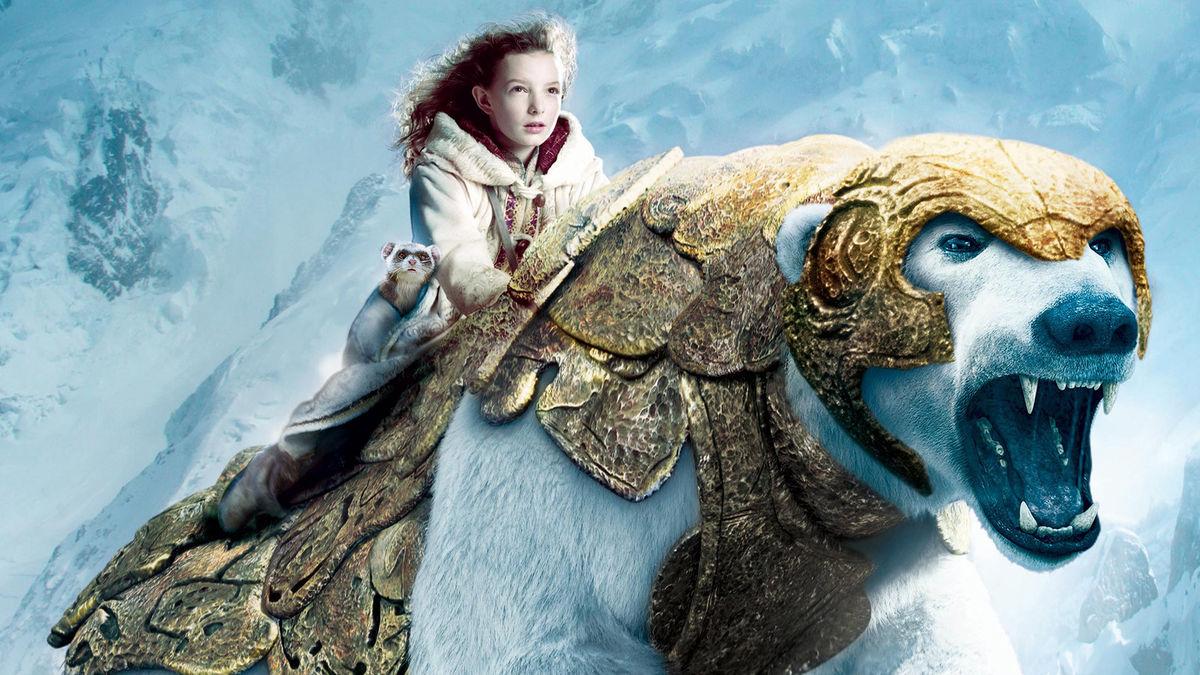 Cartaz do filme A Bússola de Ouro